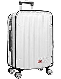 Protección de equipaje Transparente Galopar funda transparente cubre los accesorios de viaje de la funda de equipaje