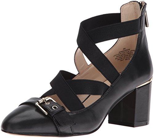 Nine West Damen Nwandrew Geschlossene Sandalen, Schwarz (Black/Black/Black), 40 EU 10 M (Shop West Nine)