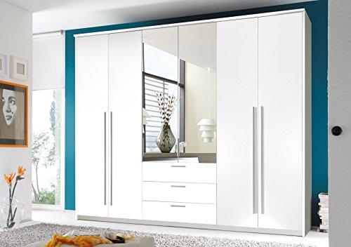 armadio-con-6-ante-a-battente-con-specchio-centrale-e-3-scaffali-bianco-dimitazione-ca-270x225x59-cm