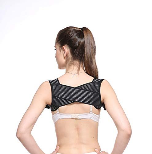 LWPCP Posture Corrector unterstützt posturale Trainer zur Linderung von Schulter-und Nackenschmerzen,S/M (Trainer-bh)