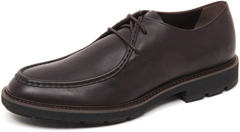 E5128 Scarpa uomo Dark Brown Tod's Scarpe Shoe Man -