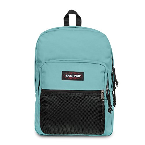 Eastpak PINNACLE Zaino Casual, 42 cm, 34 liters, Turchese (Basic Blue)