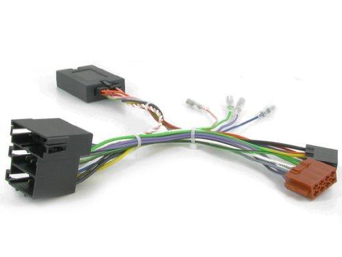ctsar004.2Alfa Romeo Mito Baujahr 2008-2014/Romeo Giulietta ab 2010/Lenkrad Adapter für Lenkrad Kontrolle Schnittstelle -