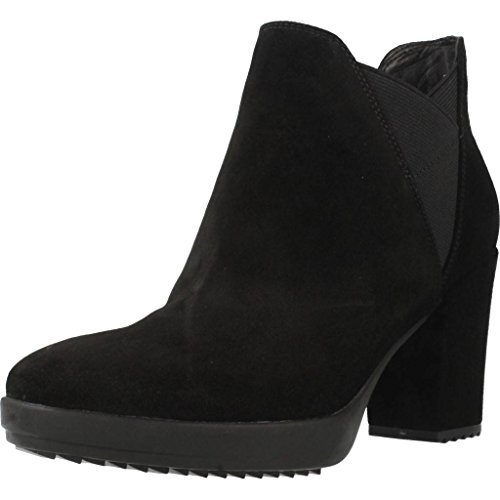 Bottines - Boots, couleur Noir , marque STONEFLY, modÚle Bottines - Boots STONEFLY OXY 5 Noir Noir