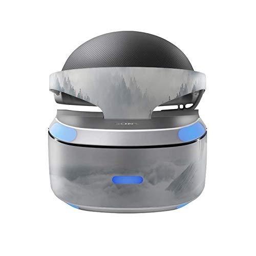 Sony Playstation 4 VR Skin Design Aufkleber Vinyl Schutzfolie Ice Wolf
