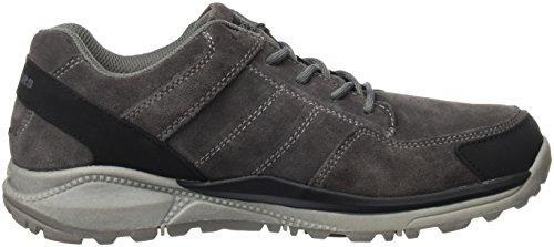 Dockers by Gerli Herren 39cn001-200220 Sneakers Grau (dunkelgrau 220)