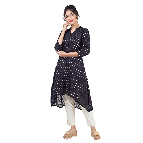 Mamosa suits for women readymade Designer Silk Long Kurti salwar suit sets for Women Ethnic Wear with Latest Bollywood Designer Kurti Sets Long, Redymade / stitchedsets for with Cigarette Pant Suits and Sets::Churidar::Salwar Suits and Sets for Ladies Girls suitable for Party Wear Casual Wear Women Ethnic Wear with Latest Bollywood Designer Kurti Sets Long, (BlacK::Off White)