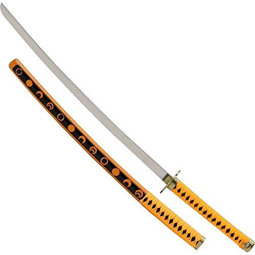 Katana Samuraischwert Rising Moon mit Scheide und schöner ()