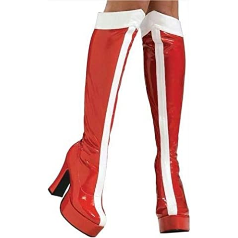 Wonder Woman Boots Small by Halloween