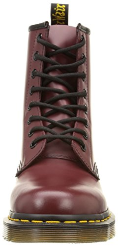 Dr. Martens 1460 Smooth, Stivaletti Unisex – Adulto Rosso (1460 Smooth 59 Last Cherry Red)