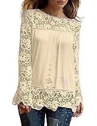 fb8ec0256c14 Suchergebnis auf Amazon.de für  Beige - Tops, T-Shirts   Blusen ...