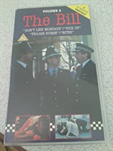 The Bill - Don't like Mondays / Pick up / Trojan Horse / Rites Video ITV Police Drama