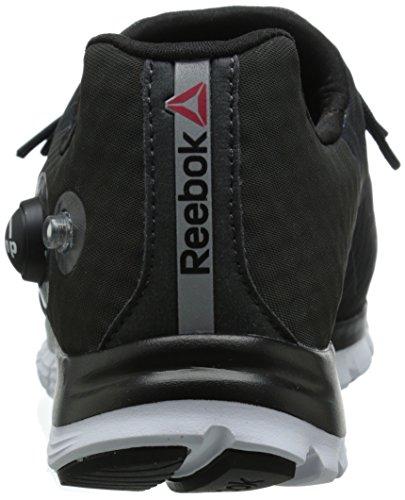 Reebok Z-Pumpe Fusion Laufschuh Black/Flat Grey/White/Gravel