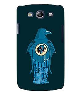 printtech Birds Back Case Cover for Samsung Galaxy S3 Neo::Samsung Galaxy S3 Neo i9300i