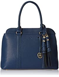 Diana Korr Layla Women's Shoulder Bag (Blue) (DK21BLU)