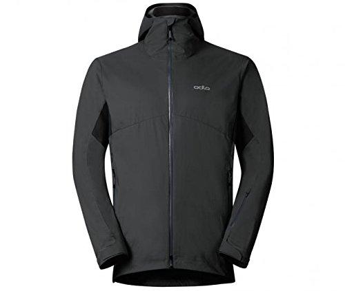 Odlo Synergy Jacket Graphite Grey-Black