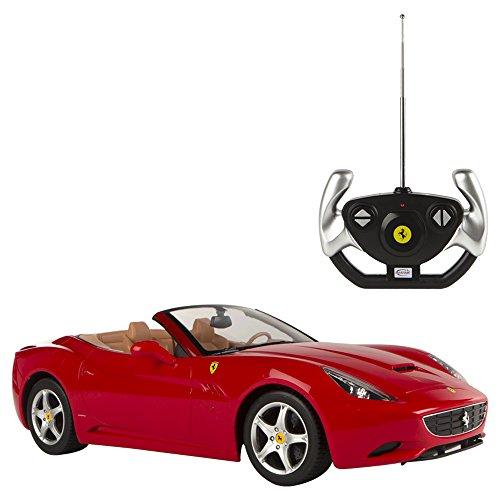 RC Auto kaufen Rennwagen Bild: Rastar Modellauto 1: 12Ferrari California (COLORBABY 41102)*