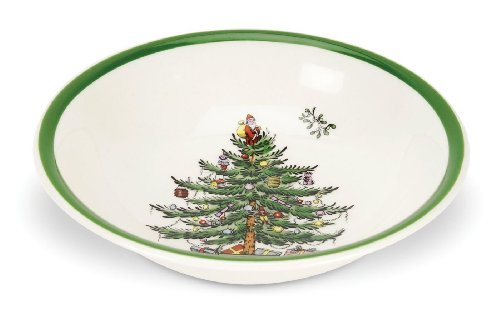 Spode Christmas Tree - Müslischale - Set von 4 4 Spode Christmas Tree