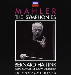 Mahler complete symphonies 1 9 10 adagio bernard for Adagio amsterdam