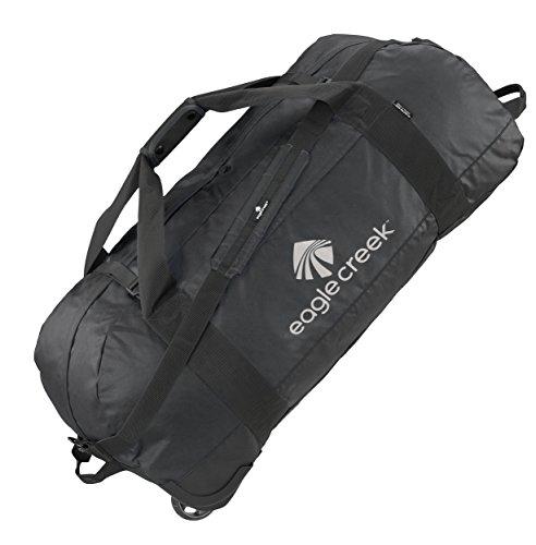 Eagle Creek No Matter What Rolling Duffel Ultraleichte Reisetasche Sporttasche mit Rollen, 128 l (Reisetasche Rolling)