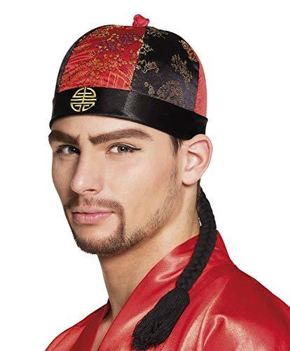 Boland 04219 Hut Mandarin mit Haaren, -