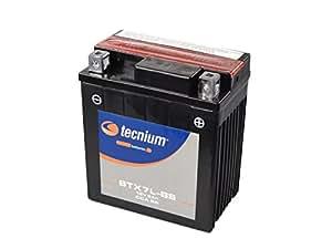 329804 - BATTERIE TECNIUM BTX7L-BS / YTX7L-BS / YTX7LBS