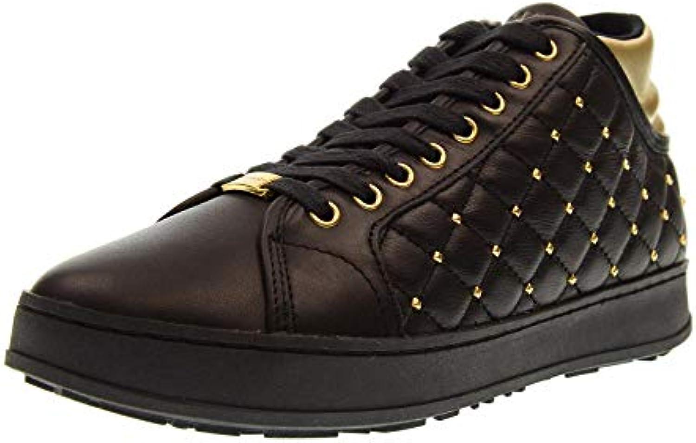 Apepazza Scarpe Donna scarpe da ginnastica Alte Zeppa Interna SMW07 MATELASSE Sibilla | Vari disegni attuali  | Uomo/Donna Scarpa
