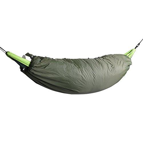 DIAOHXY Wasserdicht Schlafsäcken Hängematte,Im Freien Tragbarer Isolierung Zu fuß Reise Camping-A 200cm*75cm
