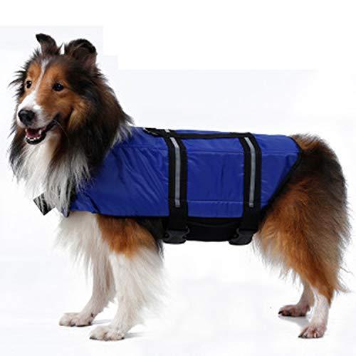 (LOVEPET Haustierzubehör Hundeschwimmweste Sommerhundekostüm Schwimmweste Hundekleidung)