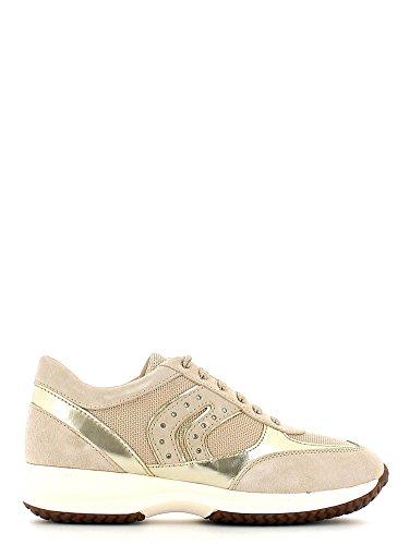 Geox , Chaussures de ville à lacets pour fille Beige (beige)