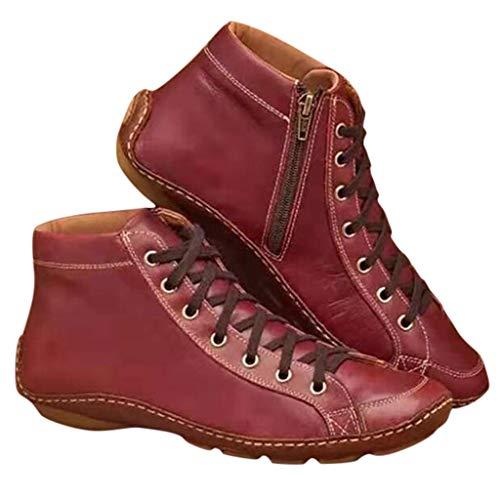 Nota:  1: Verifique el tamaño real (longitud del pie) en la tabla de tallas de zapato y compárelo con su calzado antes de ordenar.   2. Tamaño: debido a la medición manual, se permite una diferencia de 0-3 mm. Gracias por su comprensión.   Luckycat ...