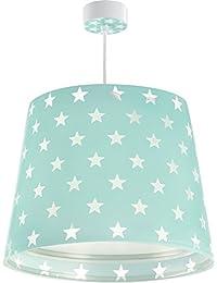 Dalber Stars Colgante E27, Verde