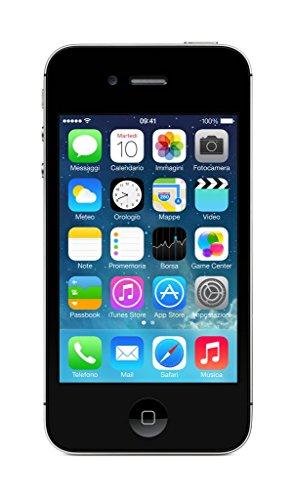 Apple iPhone 4 16 GB, colore: Nero (Importato Unione Europea)
