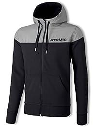 Atomic, Veste à Capuche avec Logo Sérigraphié, Pour Homme, Alps FZ Hoodie, Polyester/Coton