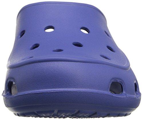 crocs Damen Crocsfreesailclogw Clogs Blau (Lapis)
