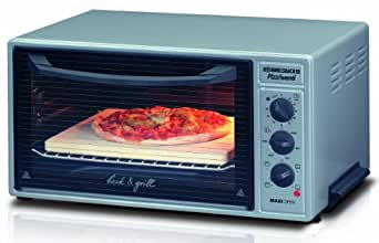 rommelsbacher bg 1600 pizzavanti maxi ofen 1600 watt anthrazit elektro gro ger te. Black Bedroom Furniture Sets. Home Design Ideas