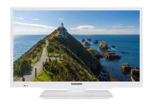 Telefunken XH24G101-W 61 cm (24 Zoll) Fernseher (HD ready, Triple Tuner) -