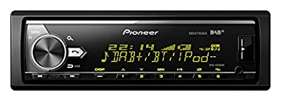 Pioneer MVH-X580DAB Next Generation Car Stereo with AM/FM, Bluetooth, USB, DAB/DAB+ and Spotify