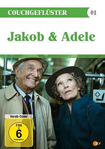 Couchgeflüster 1: Jakob und Adele - Die komplette Kultserie (digital restauriert) (4 DVDs)