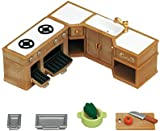 "Sylvanian Families ""Stove, Sink and Counter"" Kitchen Set (Multi-Colour)"