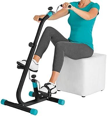 TV unser Original Vitaltrainer Duo Heimtrainer - Bicicletas estáticas y de spinning para fitness, talla standard