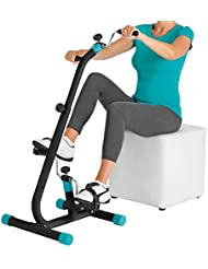 VITALmaxx 08024 Cardio Fitness Trainer Duo | Home Trainer | Spin Bike | Exercise Bike