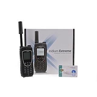 Iridium 9575 Satellitentelefon & SIM-Karte mit 75 Minuten für 30 Tage