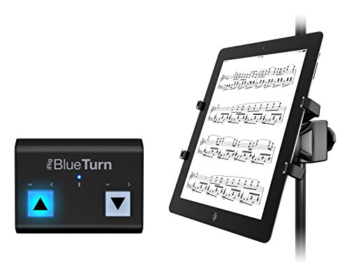 IK Multimedia 03-90076 Tablet Page Turner Bundle