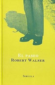 El paseo par Robert Walser