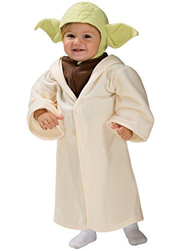 Star Wars Yoda Kostüm für Babys, (Kostüme Halloween Yoda)