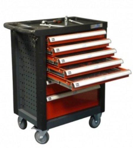 Werkstattwagen AVANT - Komplett mit Werkzeug-Set ADB