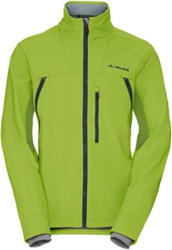 Vaude Herren Morzine Softshell Jacket Jacke, Chute Green, XL