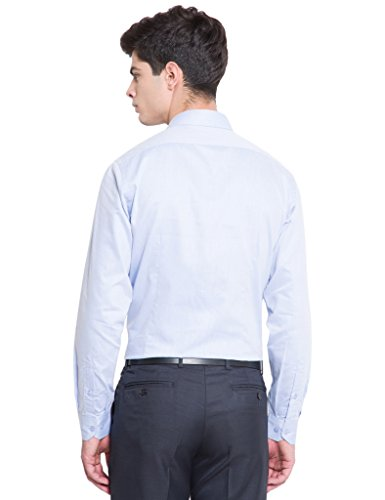 Mark Taylor Formal Blue Shirt