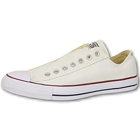 Converse Chucks CT AS Slip 1V018 Slipper Schuhe creme weiss - 53